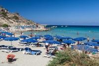 На Кипре больше 100 хороших пляжей