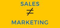 Чому роботу фахівців з маркетингу не варто плутати з гарантією продажів