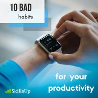 10 привычек, убивающих вашу продуктивность