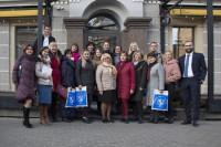 Обучение по PR и эффективной коммуникации для Украинского ядерного общества