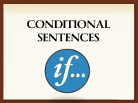 Grammar Club: Conditional Sentences (2 августа)