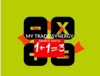 1+1=3. My Trade-Synergy Simple Math